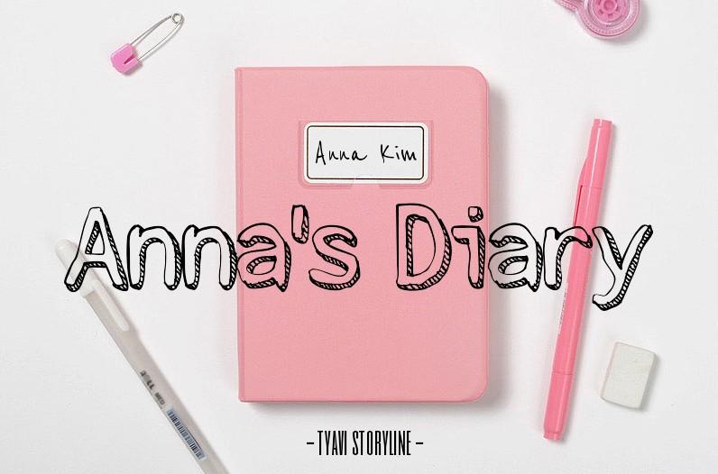 diaryAnna